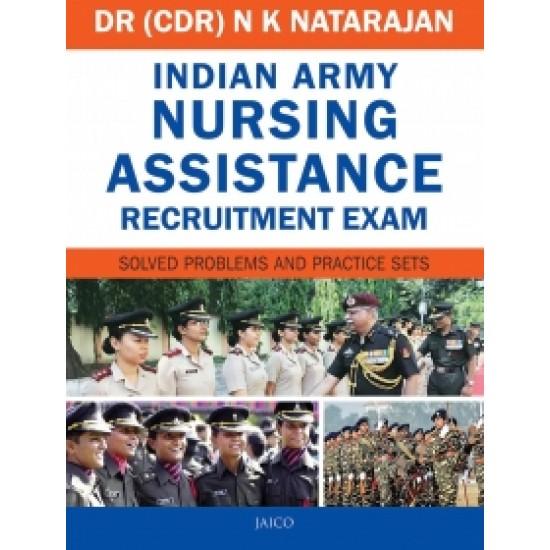 Indian Army Nursing Assistants Recruitment Exam